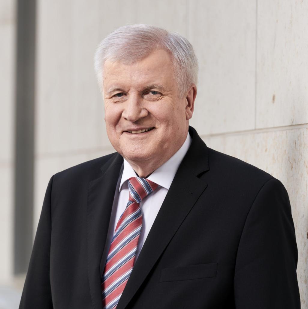 Horst Seehofer - DSEE-Stiftungsratsvorsitzender