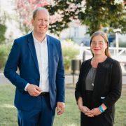 Katarina Peranic/ Jan Holze, Vorstand. Deutsche Stiftung für Engagement und Ehrenamt