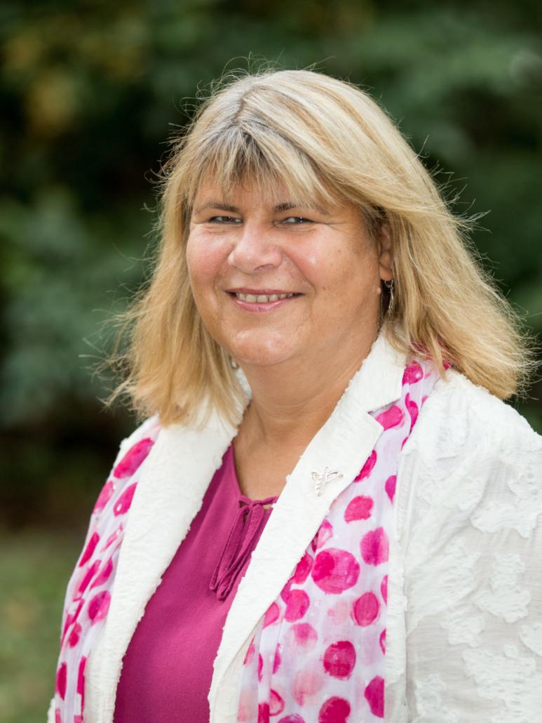 Ursula Braunewell - DSEE-Stiftungsratsmitglied