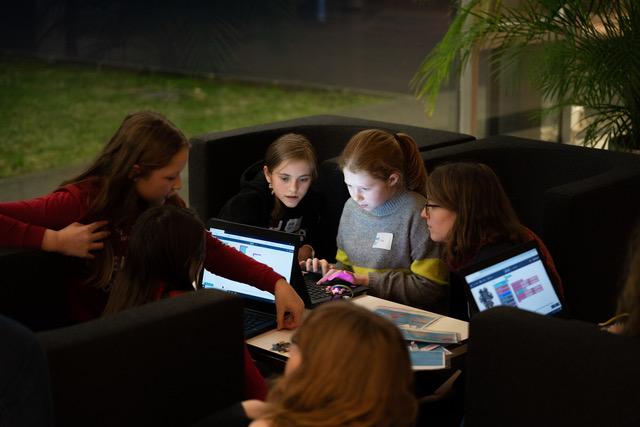 DSEE-Foerderprogramm-Gemeinsam Wirken: Jugend hackt (© jugend hackt)