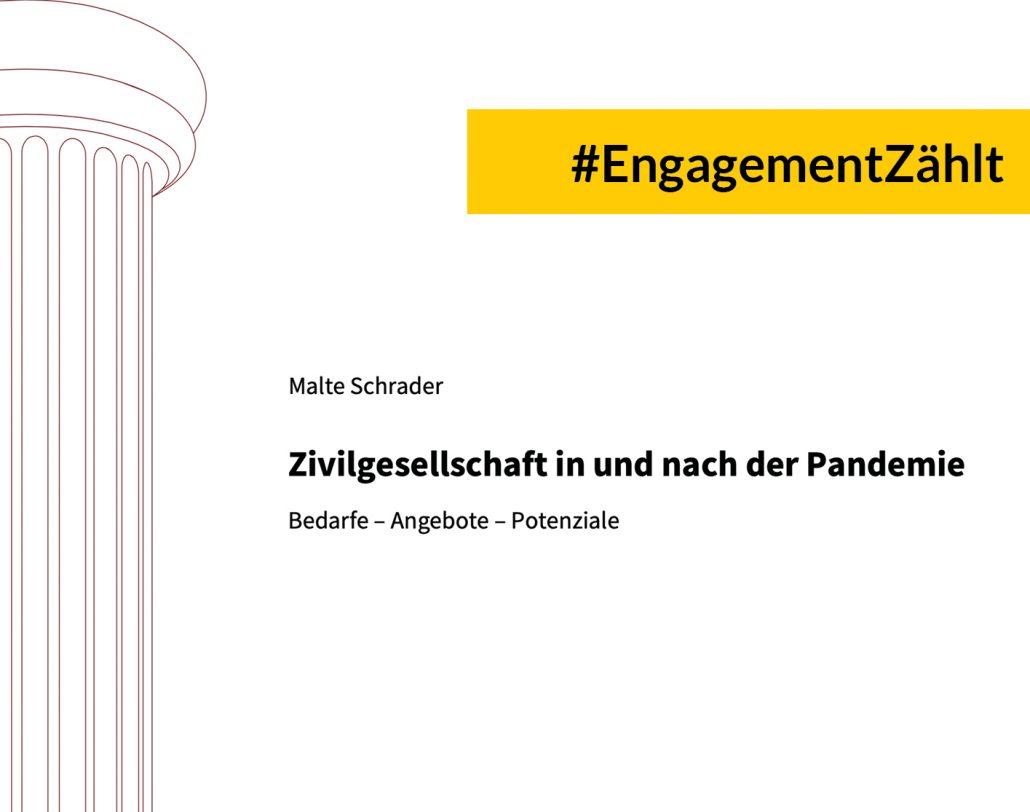 EngagementZählt-Maecenata-Studie