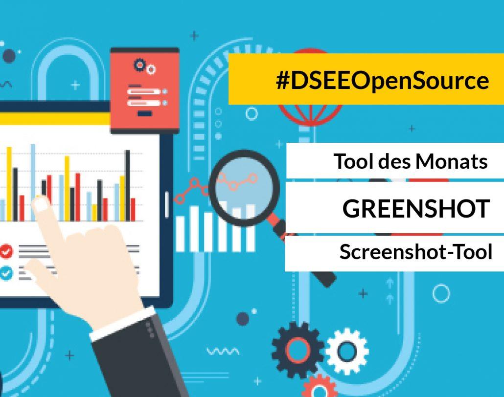 DSEEopenSource Greenshot