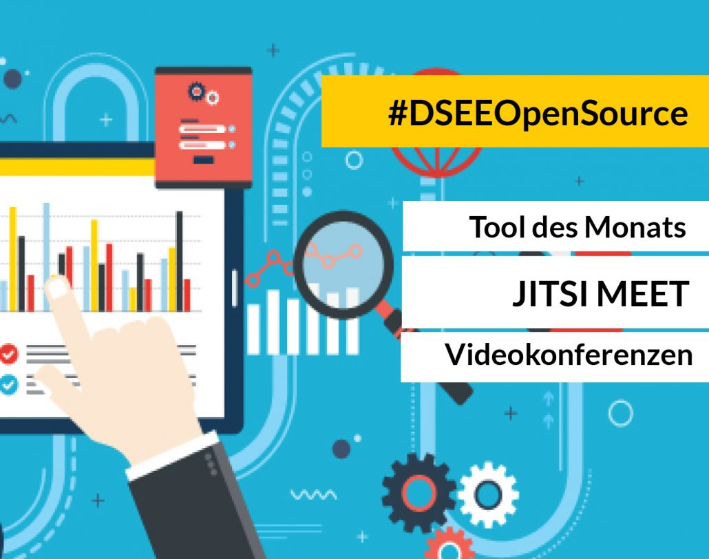 OpenSourceTool Jitsi Meet